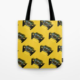 Retro video games from the 90s Tote Bag