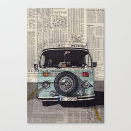 Westfalia No.1 Canvas Print