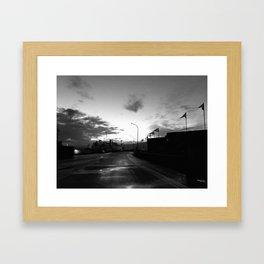 Reykjavik 101 Framed Art Print