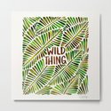 Wild Thing – Green Palette by catcoq