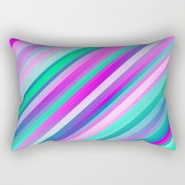 Two Colors Compositions II Rectangular Pillow