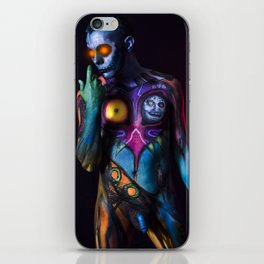 Skull Kid iPhone Skin