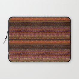 African Mud Cloth Inspired Pattern Laptop Sleeve