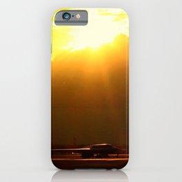 B2 Sunset iPhone Case