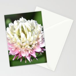 Flower | Flowers | One Clover Flower | Nature Photography | Nadia Bonello Stationery Cards