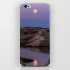 Full Moonrise iPhone & iPod Skin