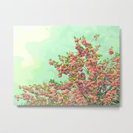 Happy Springtime Metal Print