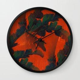 Espadrilles Wall Clock
