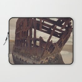 Shipwrecked - The Peter Iredale Laptop Sleeve