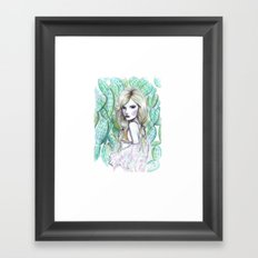Don't sell out Framed Art Print
