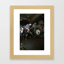 Balance and Composure Framed Art Print