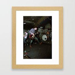 Balance and Composure Framed Art Print