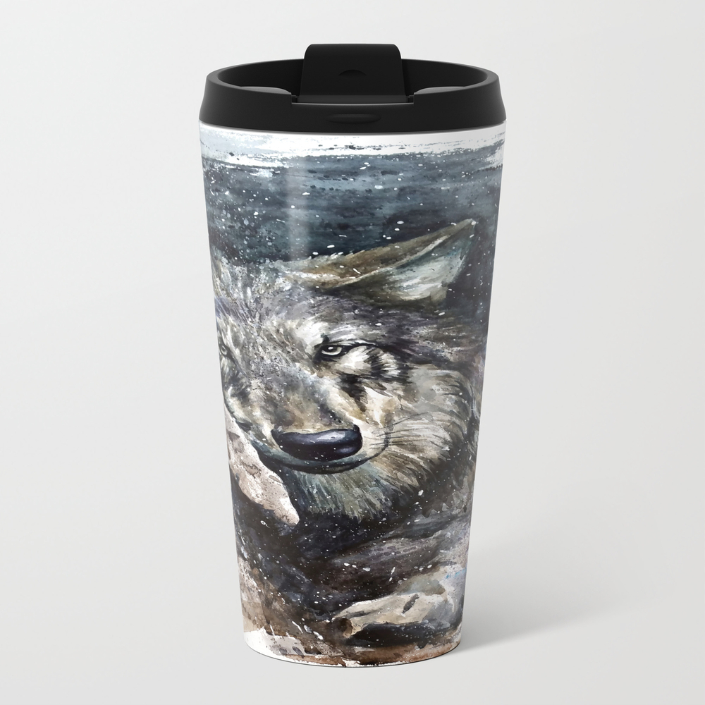 Wolf Life Travel Cup TRM8976187