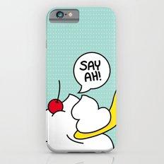 Say Ah! iPhone 6s Slim Case