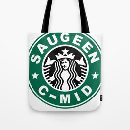 Starbucks C MID Tote Bag