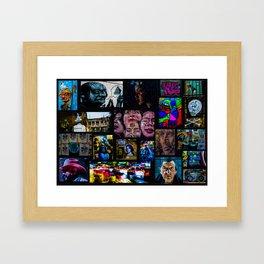 London E1 Framed Art Print