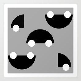 Buggy Art Print