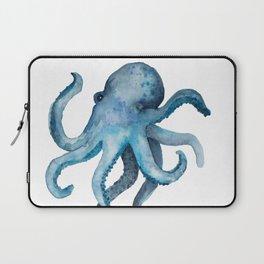Blink the Octopus Laptop Sleeve