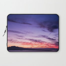 Auckland Sunset Laptop Sleeve
