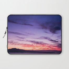 Auckland Sunset Laptop Sleeve