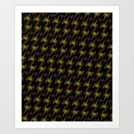 Scorpion Art Print