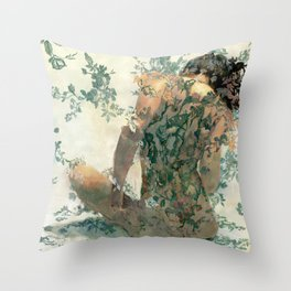 Reve D'Ore Throw Pillow