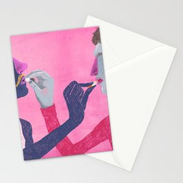 THE WHITE PILLS CLUB Stationery Cards