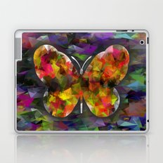 abstract butterfly Laptop & iPad Skin