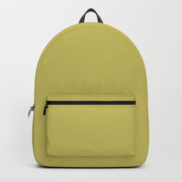Solid Light Ginger Brown Color Backpack
