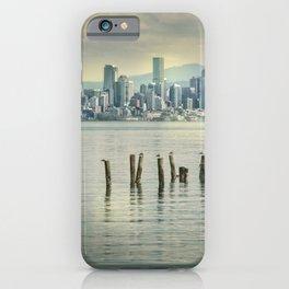 Seattle Dawn iPhone Case