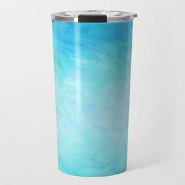 Blue Healing Waters Travel Mug