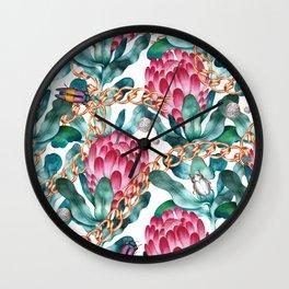 Glam Portea Wall Clock