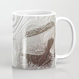 Silver and lashed glam Coffee Mug