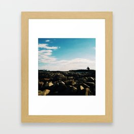 Island Explorer Framed Art Print