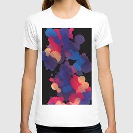 Abstract Spots T-shirt