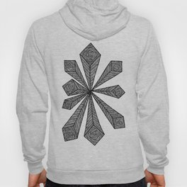 Cubic Explosion Hoody