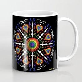 Amor sin condiciones de la A a la Z (Love without condition from A to Z) Coffee Mug