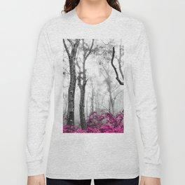 Princess Pink Forest Garden Long Sleeve T-shirt