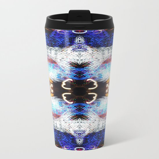 Digital Blizzard 2.0 Metal Travel Mug