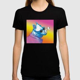 Jeffy the Springy Eyed Husky T-shirt