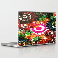 hippy Laptop & iPad Skins featuring Hippy Shake! by Charlotte Douthwaite