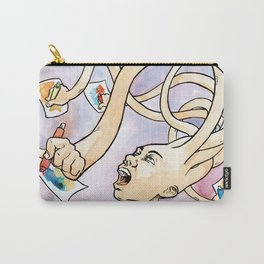 Uncontrollable Creativity Carry-All Pouch