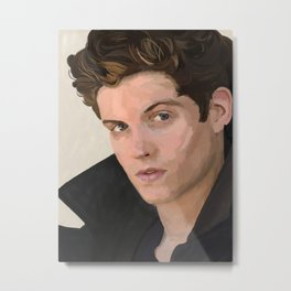 daniel sharman Metal Print