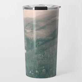 West Virginia Mountains Travel Mug