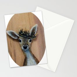 """""""The Young Prince"""" Stationery Cards"""