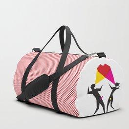 Happy Love Duffle Bag