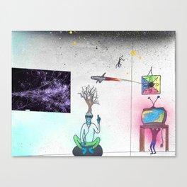 Callibo Canvas Print
