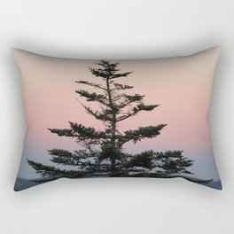 Mile High Sunrise Rectangular Pillow