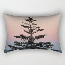 Mile High Sunrise Rectangular Pillow