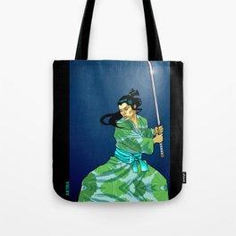 Eternal Samurai I Tote Bag